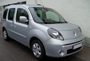 Renault Kangoo II Typ KW