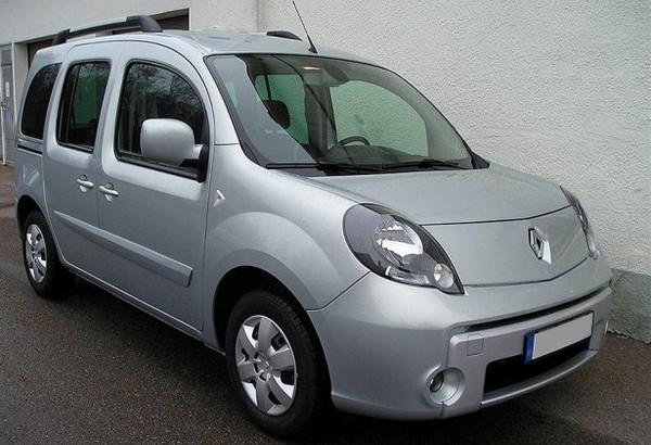 Renault Kangoo II - leider kaum Verbesserungen im Vergleich zum Vorgänger