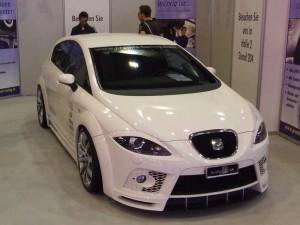 Seat Leon II Front