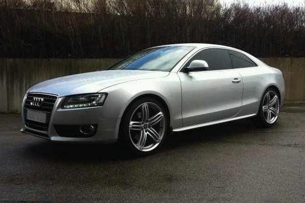 Audi A5 - mehr als nur ein A4 Coupé