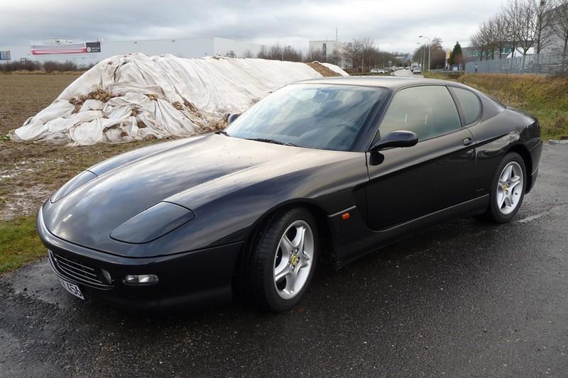 Ferrari 456 GT / 456M GT - Ferraris flotter Viersitzer
