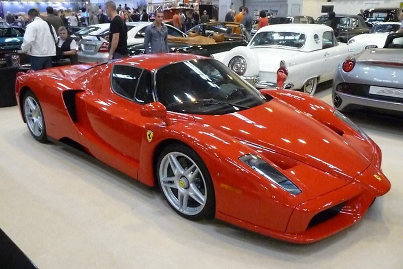 Ferrari Enzo Ferrari - der schnellste straßenzugelassene Ferrari