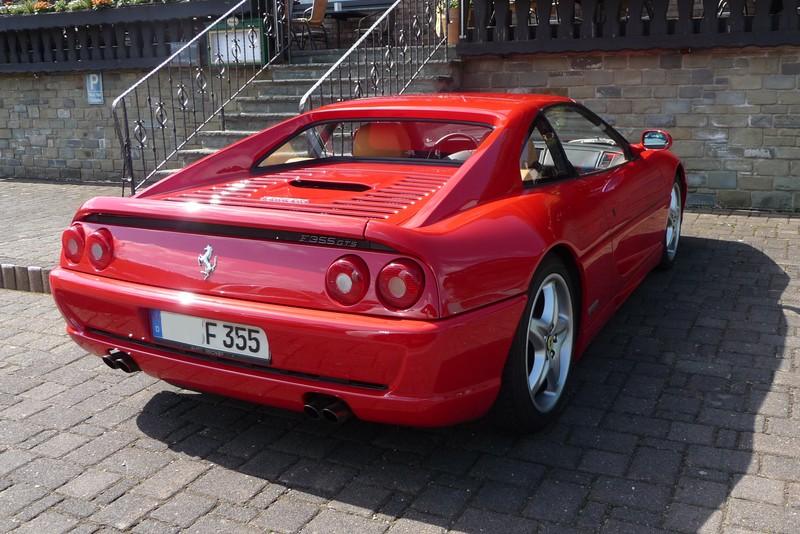 Ferrari F355 - ein großer Schritt nach vorne