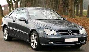 Mercedes-Benz CLK Baureihe 209