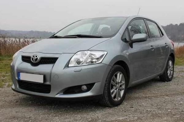 Toyota Auris - eigentlich ein neuer Corolla