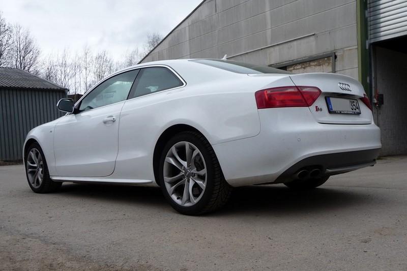 Audi S5 - die Sportversion des Audi A5
