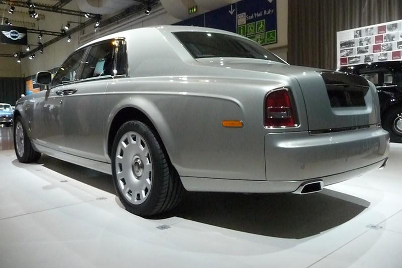 Rolls Royce Phantom - die Riesen der Oberklasse
