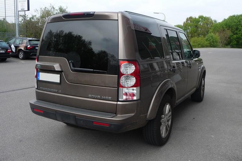 Land Rover Discovery 4 - das vorsichtige Facelift
