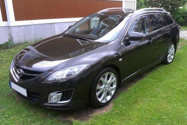 Mazda6 (Typ GH) - das Erfolgsmodell des japanischen Autoherstellers