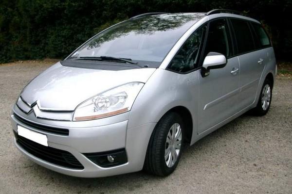 Citroën (Grand) C4 Picasso - (s)o lala