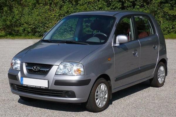 Hyundai Atos Prime III - Bremse und Licht mag der TÜV nicht