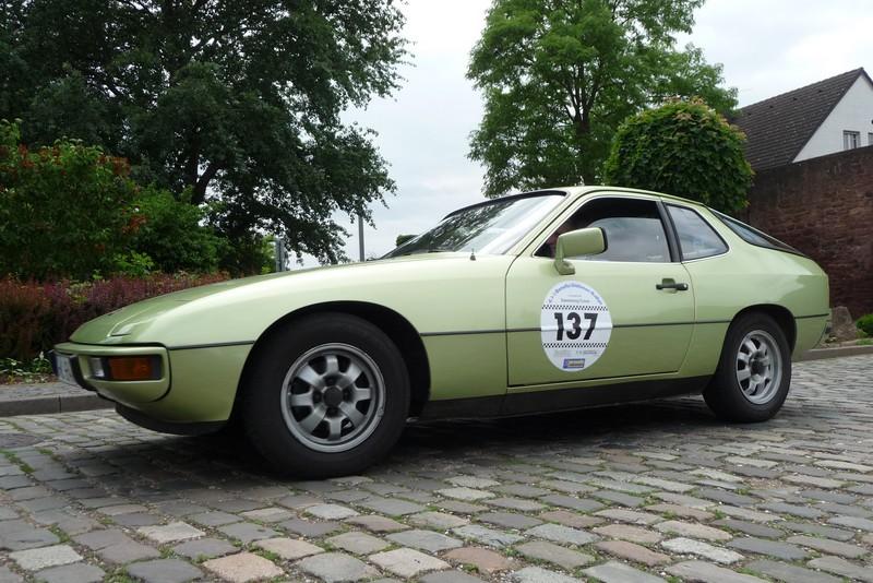 Porsche 924 - das Einstiegsmodell vergangener Tage