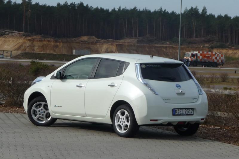Nissan Leaf - elektrisch in die Zukunft?