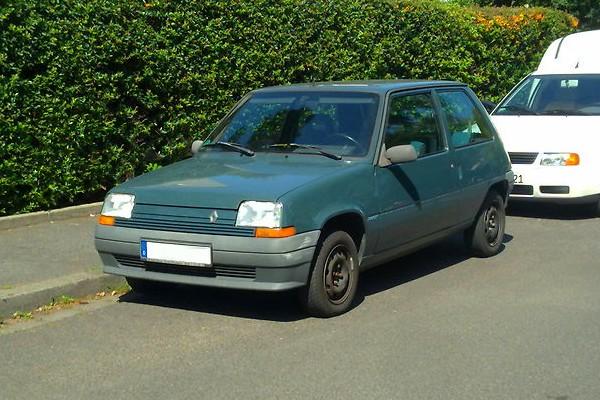 Renault 5 / R5 - der langjährige Verkaufserfolg aus Frankreich